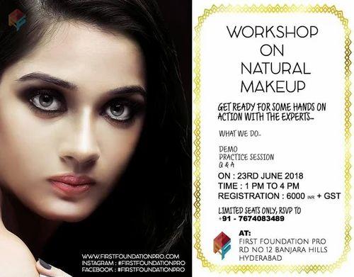 Professional Makeup Academy in Banjara Hills, Hyderabad | ID