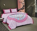 Jaipuri King Size Double Bed Sheet