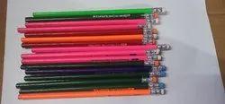 geomax Black Wooden Pencil