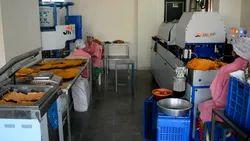 Khakhra Making Machine Plant