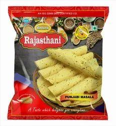Crunchy Punjabi Masala Papad
