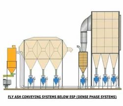 Pneumatic Conveying Systems for Fly Ash