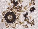 Zardozi Flowers Embroidery