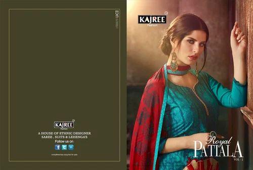 75133fa191 Stitched Formal Wear Designer Punjabi Salwar Suits, Rs 10330 /set ...