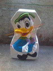 Donal Duck Dustbin