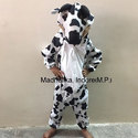 Medium & Large Cow Cartoon Costume
