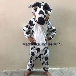 Cow Cartoon Costume