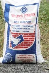 Wall Coating White skyart wall care putty, Packaging Size: 40 Kg, Packaging Type: Bag