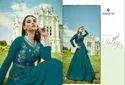 Arihant Glam Up 2 Fancy Beautiful Rich Look Ladies Gown, Size: Medium