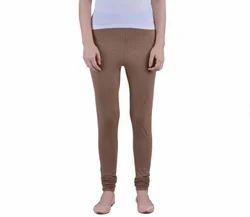 100% Combed Cotton Plain Dollar Missy Mouse Color Slim Fit Churidar Legging