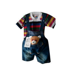 Kids Stylish Dungaree, Packaging Type: Packet