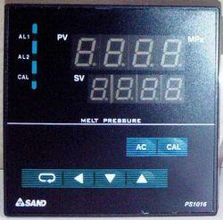 Sand Melt Pressure Display Indicators