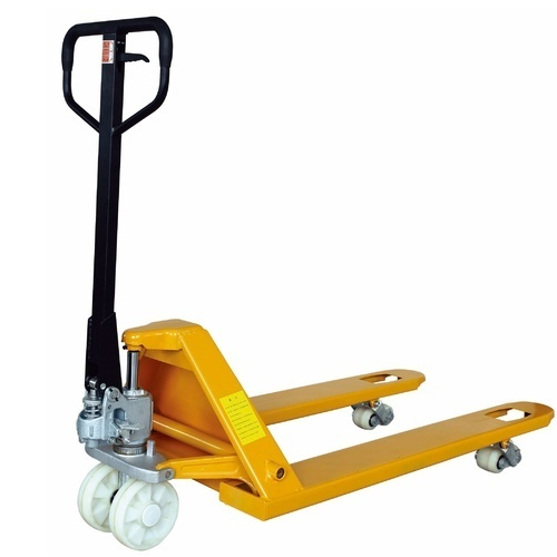 Mild Steel Hydraulic Trolley