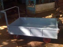 Push Type Platform Trolley