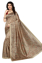 Kalamkari Mysore Silk Fancy Saree
