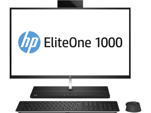 HP Desktops - HP EliteOne 1000 G1 27-in 4K UHD Desktops