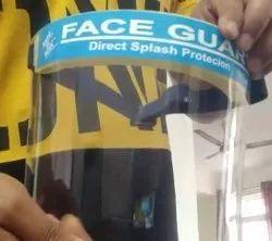 Reusable Polycarbonate Face Shield 2mm(2000 micron)