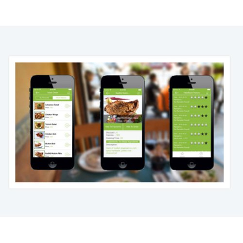 Hotel and Restaurant Application - Restaurant Booking Software