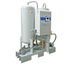 Central Oxygen And Suction Pipeline System