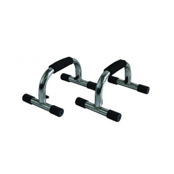 Chrome Push Up Bar