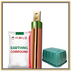 Copper Earthing Electrode for Petrochemical Industry