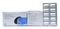 Brand Allopathic Pregabalin and Mecobalamin Capsules in Pan India, Minimum Order Value: 25000