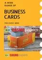 Business Cards Sample Book