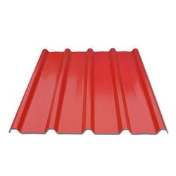 Powder Coated Roofing Sheet