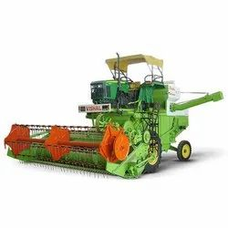 Multicrop Vishal 366 Tractor Driven Combine Harvester, Power: 50 HP
