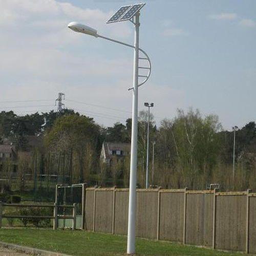 Ms Solar Street Light Poles Rs 1100 Piece Phoenix