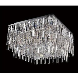 LED Glass Tradional Crystal Chandeliers