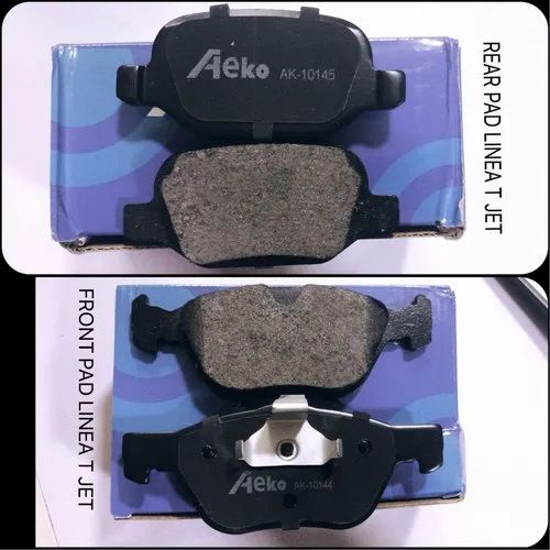 Aeko Rubber Fiat Linea T Jet Brake Pad for Automobile Industry