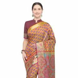 Decent Silk Saree