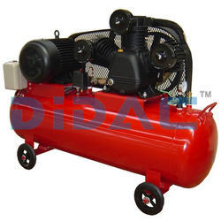Semi-Automatic Air Compressor, Warranty: 24 months