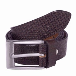 According To Requriment Male Leather Belt