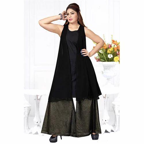 63e87cef0d Plus Size Readymade Women's Wear at Rs 2966 /set | Gopipura | Surat ...