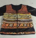Hand Made Mirror Work Vintage Embroidery Jacket