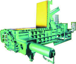Horizontal Double and Triple Action Scrap Bailing Machines