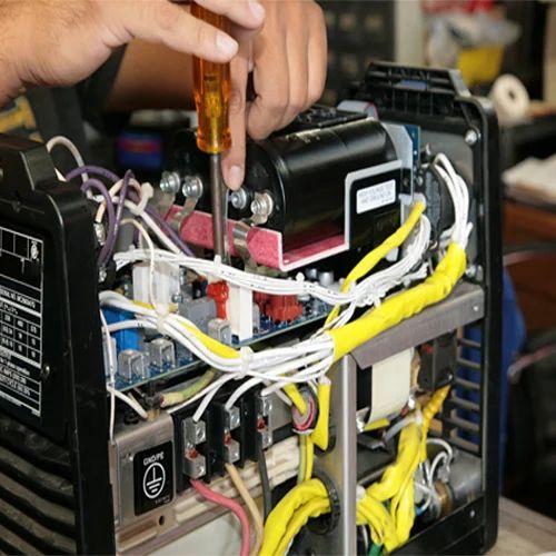 Welding Machine Repair Service Application Industrial