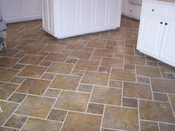 Ceramic Floor Tile, Thickness: >25mm, Size (In cm): 30  * 60