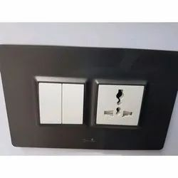 Modular Electric Switch Socket