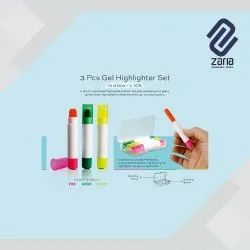 Promotional Gel Highlighter 3 IN 1