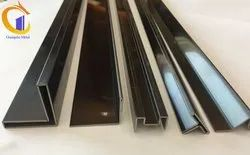 Custom Stainless Steel Profiles