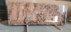 Alaska Red Granite Slab