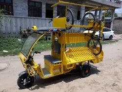 Electric Rickshaw Chassis