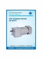 15W FHP Geared Motor