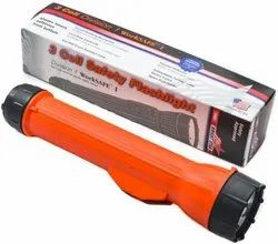 Plastic Body Flame Proof Torch