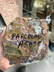 Rough Parcelas Agate