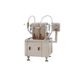 Semi-Automatic Liquid Bottle Filling Machine