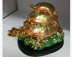 Kesar Zems Fengsui Three Tortoise Family